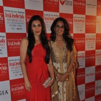 Anita Dongre at Gemfields' & Rio Tinto's Retail Jeweller India Awards 2012