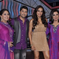 Bipasha Basu, Farah Khan, Geeta Kapur, Marzi Pestonji on the sets of DID Little Masters | Raaz 3 Event Photo Gallery