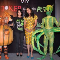 Chitrangada Singh stars in PETA and Joker AD against testing comsetics on animals