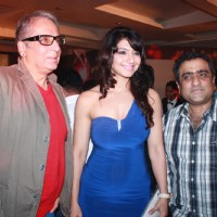 Aditya Raj Kapoor, Akruti With Kunal Ganjawala at Marathi movie music Launch
