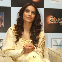 Bollywood actress Bipasha Basu at a press meet for the film Raaz-3 in New Delhi . | Raaz 3 Event Photo Gallery