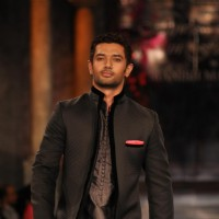 Chirag Paswan at Mijjwan Sonnets in Fabric Fashion Show