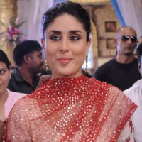 Kareena Kapoor on sets of Punar Vivah