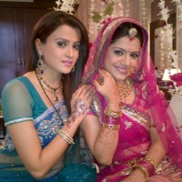 Samaira and Rishika