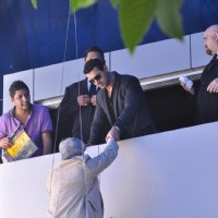 John Abraham at Race 2 Shooting Filmition | Race 2 Event Photo Gallery