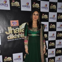 Kareena Kapoor at Film Promotion Heroine on Set of Jhalak Dikhhala Jaa | Heroine Event Photo Gallery