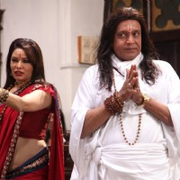 Poonam Jhawer and Mithun Chakraborty in OMG! Oh My God | OMG! Oh My God Photo Gallery