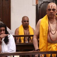 Mithun Chakraborty and Govind Namdeo in OMG! Oh My God | OMG! Oh My God Photo Gallery
