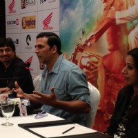 Akshay Kumar promoting OMG Oh My God in Nagpur | OMG! Oh My God Event Photo Gallery