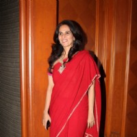 Anita Dongre during  the launch of The Big Indian picture