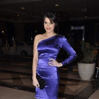 Sagarika Ghatge during the music launch of upcoming film Rush