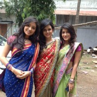 Asha, Shruti and Jia