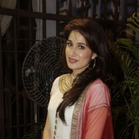 Sagarika Ghadge for Rush Promotion at Kora Kendra Dandiya