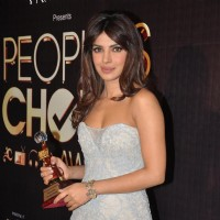 Priyanka Chopra at Peoples Choice Awards 2012