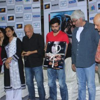 Mahesh Bhatt, Emraan Hashmi, Vikram Bhatt and Mukesh Bhatt at Film Raaz 3 DVD Launch | Raaz 3 Event Photo Gallery