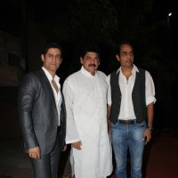 Mohit Raina, Pankaj Dheer and Vishwajeet Pradhan at ITA Awards 2012