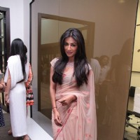 Bollywood actress Chitrangada Singh at Nirav Modi's jewels event at Kamala Mills Compound in Mumbai.