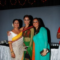 Sai, Shilpa and Munisha at Production house Thoughtrain Entertainment launch