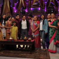 Aamir Khan promotes his upcoming film Talaash on the the sets of Yeh Rishta Kya Kehlata Hai | Talaash Event Photo Gallery