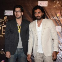 Rohit Khurana at Colors Golden Petal Awards Red Carpet Moments
