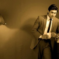 Yash in a suit