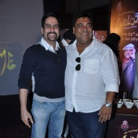 Aman Verma and Ram Kapoor at Life OK's press Conference of its new reality show ''Welcome-Baazi Mehmaan Nawaazi Ki''