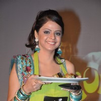 Rucha Gujarati at Life OK's press Conference of its new reality show ''Welcome-Baazi Mehmaan Nawaazi Ki''