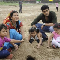 Gurmeet as Yash in scene from Punar Vivah