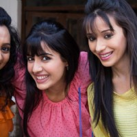 Smriti, Vartika and Heli
