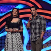 Akshay Kumar and Kajal Agarwal On Nach Baliye to promote Special 26 | Special 26 Event Photo Gallery
