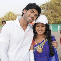Akshay Dogra and Heena Parmar