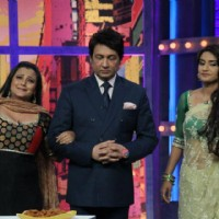 Rati Pandey , Shekhar Suman ,Smita Singh in movers and shakers show