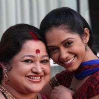 Yashashri with Supriya