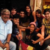 Harshad Chopra, Aasiya Kazi and Omar Vani