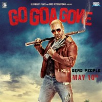 Go Goa Gone | Go Goa Gone Posters