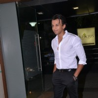 Abhijeet Sawant at Mahhi Vij's Birthday Celebration
