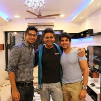 Gaurav ,Vivan  and Hussain