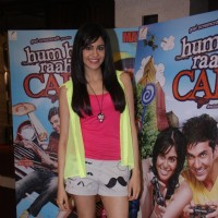 Dev Goel and Adah Sharma promote film 'Hum Hai Raahi Car Ke' | Hum Hai Raahi Car Ke Event Photo Gallery