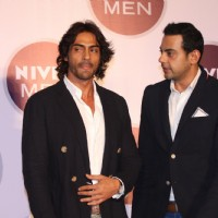 Arjun Rampal Face of Nivea Men Iaunches its Skin Care Range
