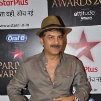 Jd Majethia at Star Parivaar Awards 2013