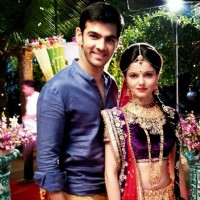 Rubina Dilaik and Karan V Grover