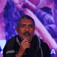Prakash Jha at Promotion of upcoming film Satyagraha
