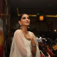 Sonam Kapoor at Success party of film Raanjhanaa | Raanjhanaa Event Photo Gallery