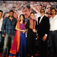 Launch of the song Raghupati Raghav Raja Ram from Satyagraha