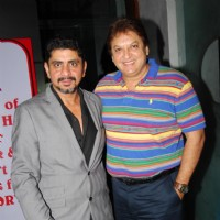 Rajan Shahi and Shashi Ranjan at Producer Rajan Shahi's Bash