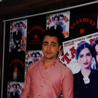 Imran Khan during the unveiling magazine of Stardust cover