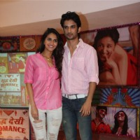 Launch of song of film Shuddh Desi Romance | Shuddh Desi Romance Event Photo Gallery