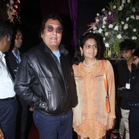 Vinod Khanna at his 'Chandni' co-star's Birthday bash