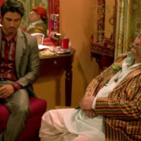 Sushant Singh and Rishi Kapoor | Shuddh Desi Romance Photo Gallery