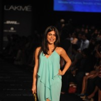 Shenaz Treasurywala at LFW Winter Festival 2013